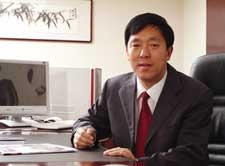 Zhiguo Wang, Chairman & CEO, Yew Bio-Pharm